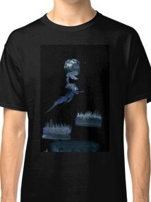 0046 - Brush and Ink - The Bones Between Classic T-Shirt