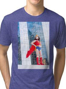 Wonder Woman Tri-blend T-Shirt