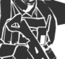Tactical Hand Signals Arma 3 Sticker