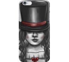Victorian Girl iPhone Case/Skin