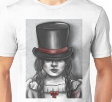 Victorian Girl Unisex T-Shirt