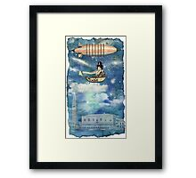 Lullaby ( song of the Universe ) Framed Print