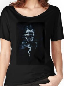 0044 - Brush and Ink - I Saw Women's Relaxed Fit T-Shirt