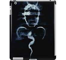 0044 - Brush and Ink - I Saw iPad Case/Skin