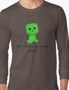 So cute! Long Sleeve T-Shirt