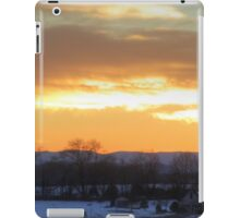 Valley Sunset iPad Case/Skin