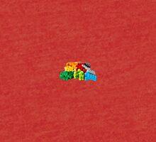 Lego Stones/Blocks Tri-blend T-Shirt