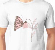 Monarch garden 005 Unisex T-Shirt