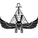 Egyptian God Seth by skorretto