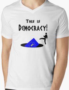 This democracy anti EU referendum ukip T-Shirt