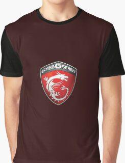 MSI Gaming Logo Graphic T-Shirt