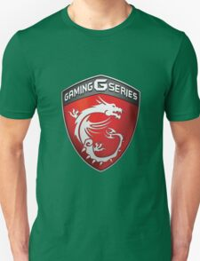 MSI Gaming Logo Unisex T-Shirt