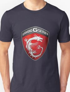 MSI Gaming Logo Unisex T-Shirt