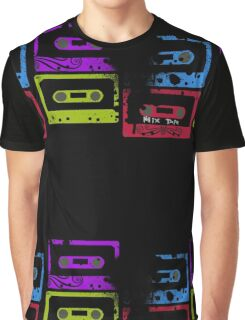 Tape Graphic T-Shirt