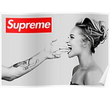 Supreme Shot Poster