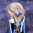 Warrior class Man - Saturn  by didielicious
