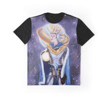 Warrior class Man - Saturn  Graphic T-Shirt