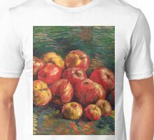 1887-Vincent van Gogh-Apples-46x61,5 Unisex T-Shirt