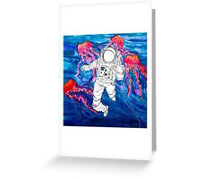 Hydronaut Greeting Card