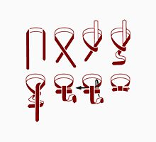 How to Tie a Tie Unisex T-Shirt