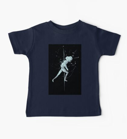 0048 - Brush and Ink - Pierced Unknowing Baby Tee