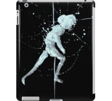 0048 - Brush and Ink - Pierced Unknowing iPad Case/Skin