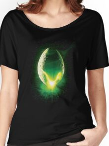 Green space Women's Relaxed Fit T-Shirt