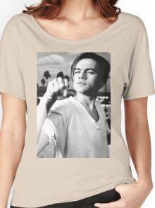 Leonardo DiCaprio Women's Relaxed Fit T-Shirt