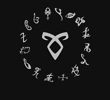 All Runes Symbol - Shadowhunters Women's Relaxed Fit T-Shirt