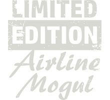 Limited Edition Airline Mogul Photographic Print