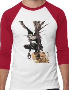 ryuk Men's Baseball ¾ T-Shirt