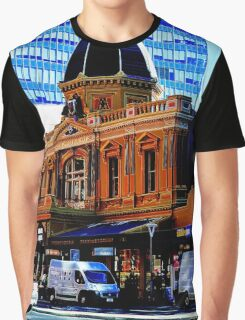 Adelaide Arcade Graphic T-Shirt