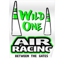 Wild one Air racing Poster