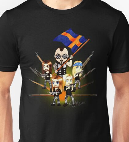 Mini Sabaton Unisex T-Shirt