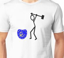 ukip Bash the EU Unisex T-Shirt