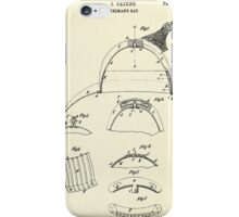 Fireman´s Hat- 1882 iPhone Case/Skin