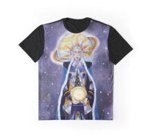 Warrior Class Woman -Saturn  Graphic T-Shirt