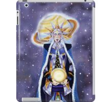 Warrior Class Woman -Saturn  iPad Case/Skin
