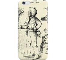 Fireman´s Suit-1880 iPhone Case/Skin