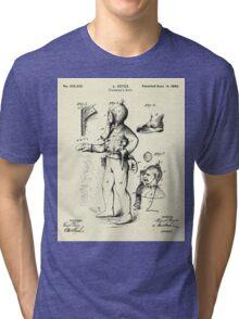 Fireman´s Suit-1880 Tri-blend T-Shirt