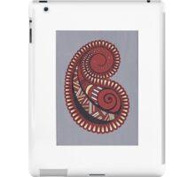 Paisley design pattern iPad Case/Skin