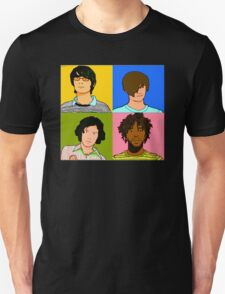 loc Party Blur Style Rock Music T-Shirt