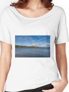The South Shore Of Lake Superior By Munising Women's Relaxed Fit T-Shirt