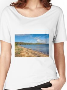 Munising On Lake Superior Women's Relaxed Fit T-Shirt