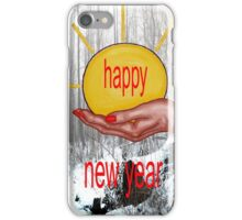 HAPPY NEW YEAR 22 iPhone Case/Skin