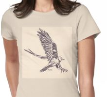 Bound for freedom Womens Fitted T-Shirt