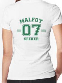 Malfoy - Seeker Women's Fitted V-Neck T-Shirt