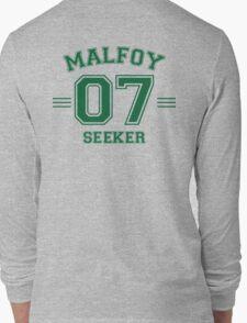 Malfoy - Seeker Long Sleeve T-Shirt