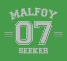 Malfoy - Seeker One Piece - Short Sleeve