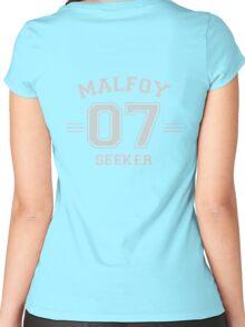 Malfoy - Seeker Women's Fitted Scoop T-Shirt